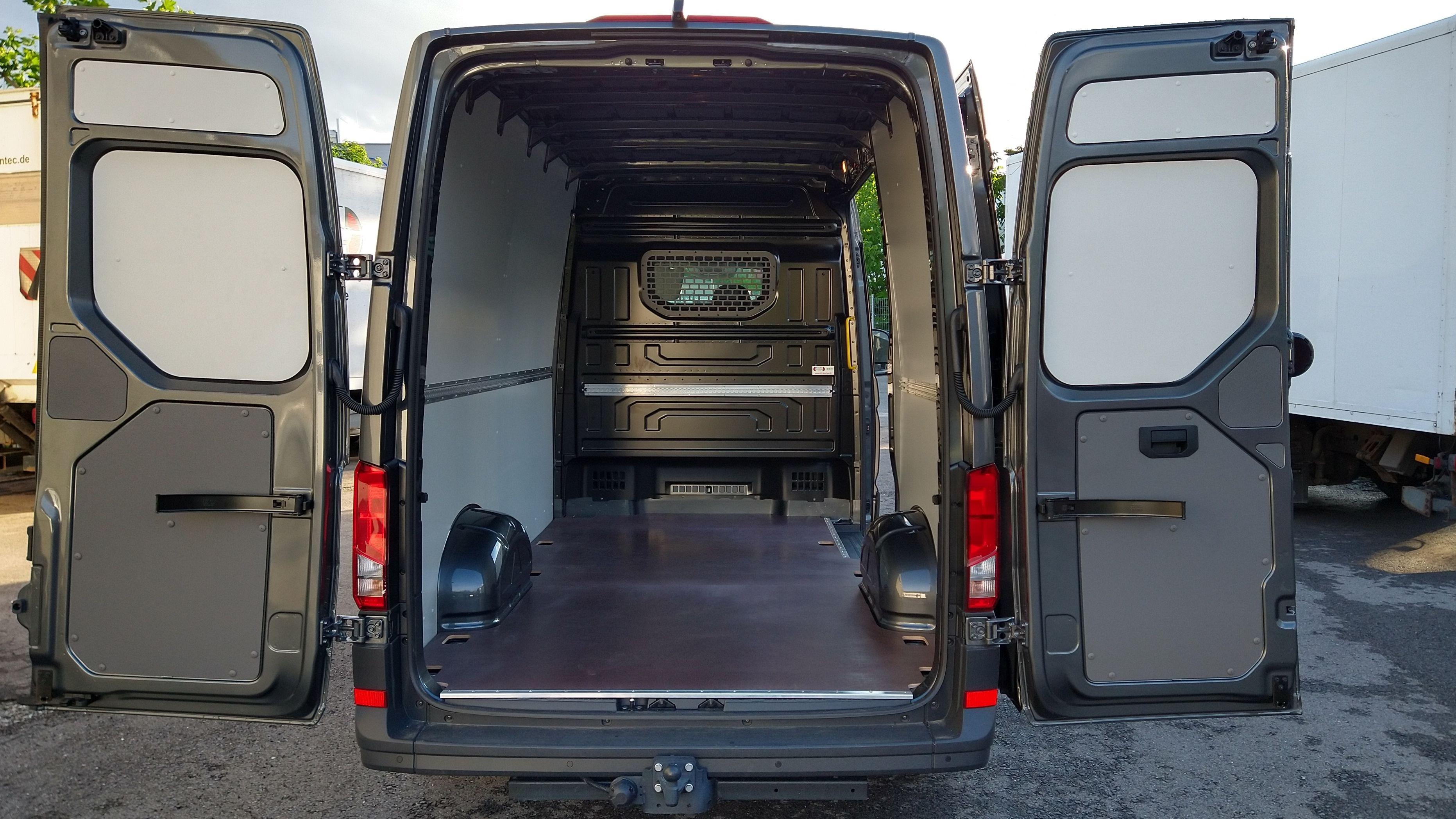 Innenverkleidung Set, Vollverkleidung,  Volkswagen Crafter 30/35 Kasten L3H3 / Mittellang, Hochdach / FWD / RD