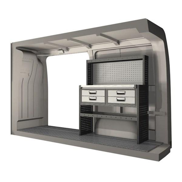 Komplett-Set Fahrzeugausbau 70316